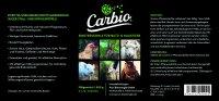 Carbio Einstreukohle für Nutz- & Haustiere