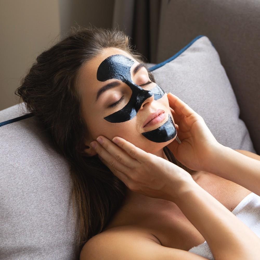 Pflanzenkohle in der Kosmetik